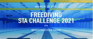 Freediving STA Challenge 2021